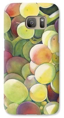 Grape Galaxy S7 Cases