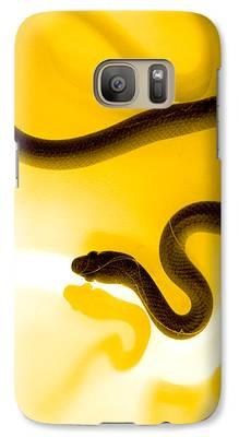 Reptile Galaxy S7 Cases