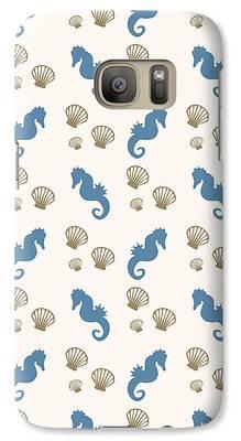 Seahorse Galaxy S7 Cases
