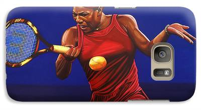 Serena Williams Galaxy S7 Cases