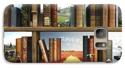 Literary Galaxy Cases