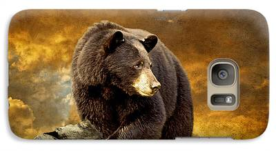 Brown Bear Galaxy S7 Cases