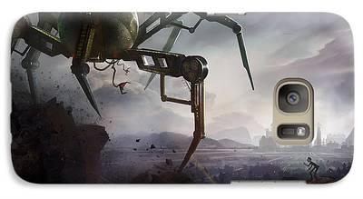 Spider Galaxy S7 Cases