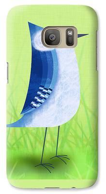 Bluebird Galaxy S7 Cases