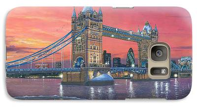 Tower Of London Galaxy S7 Cases