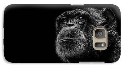 Chimpanzee Galaxy S7 Cases
