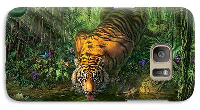 Jungle Galaxy S7 Cases