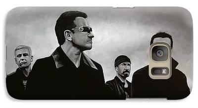 U2 Galaxy S7 Cases