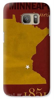 University Of Minnesota Galaxy S7 Cases