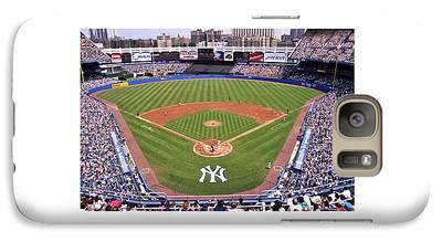 Yankee Stadium Galaxy S7 Cases