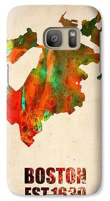 Boston Galaxy S7 Cases