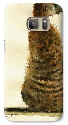 Meerkat Galaxy S7 Cases