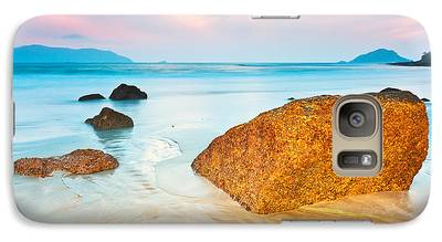 Beach Sunset Galaxy S7 Cases