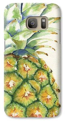 Pineapple Galaxy S7 Cases