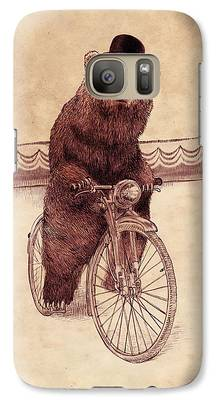 Polar Bear Galaxy S7 Cases