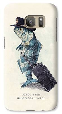 Fish Galaxy S7 Cases