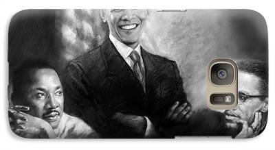 Barack Obama Galaxy S7 Cases