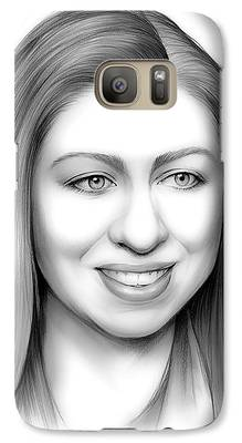 Hillary Clinton Galaxy S7 Cases