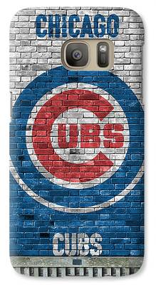 Chicago Cubs Galaxy S7 Cases