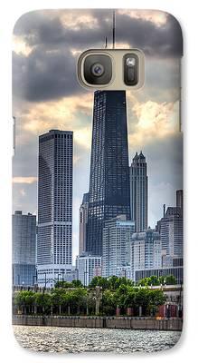 Hancock Building Galaxy S7 Cases