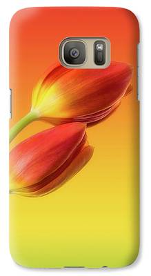 Flower Galaxy S7 Cases