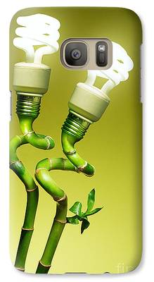 Recycle Photographs Galaxy S7 Cases