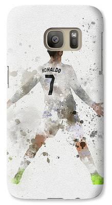 Cristiano Ronaldo Galaxy S7 Cases