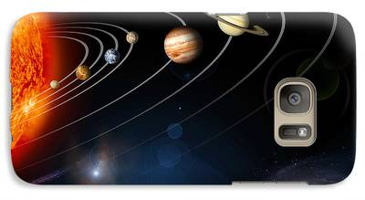 Planet Galaxy S7 Cases