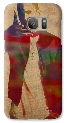 Eminem Galaxy S7 Cases