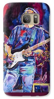 Eric Clapton Galaxy S7 Cases