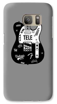 Rock And Roll Galaxy S7 Cases
