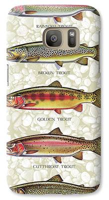 Trout Galaxy S7 Cases