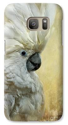 Cockatoo Galaxy S7 Cases