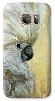 Cockatoo Galaxy Cases