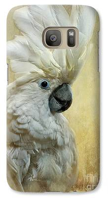 Cockatoo Galaxy S7 Cases