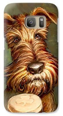 Beer Galaxy S7 Cases