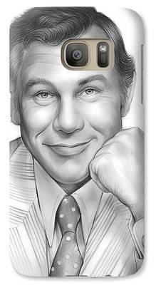 Johnny Carson Galaxy Cases