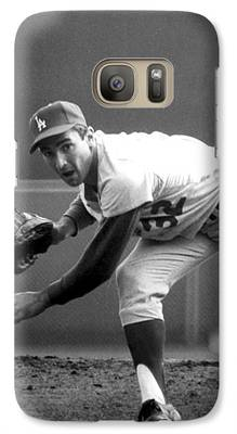 Los Angeles Dodgers Galaxy S7 Cases