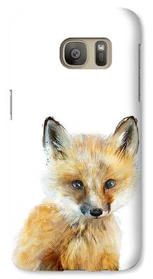 Fox Galaxy S7 Cases
