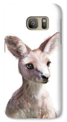 Kangaroo Galaxy S7 Cases