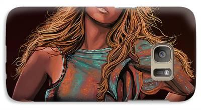 Mariah Carey Galaxy S7 Cases