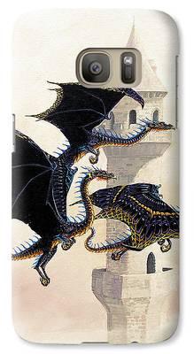 Dragon Galaxy S7 Cases
