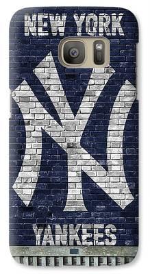 New York Yankees Galaxy S7 Cases