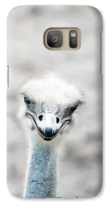 Ostrich Galaxy S7 Cases