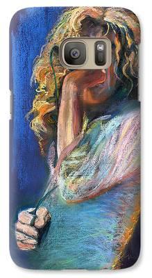 Robert Plant Galaxy S7 Cases