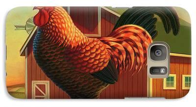 Farm Animals Galaxy S7 Cases