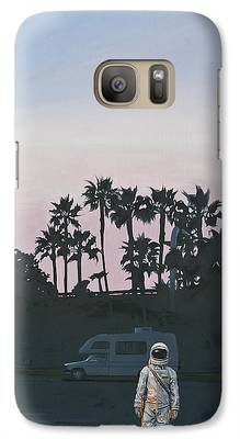 Science Fiction Galaxy S7 Cases