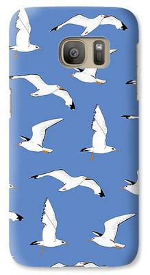 Seagull Galaxy S7 Cases