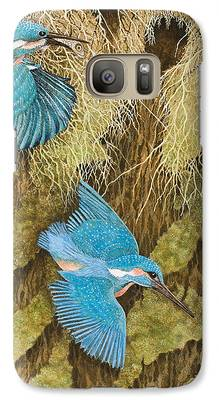 Kingfisher Galaxy S7 Cases
