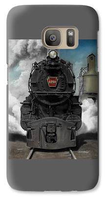 Train Galaxy S7 Cases